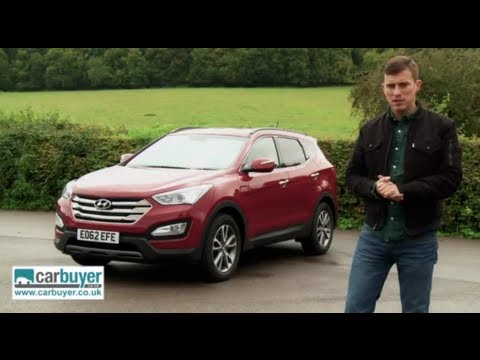Hyundai Santa Fe review - CarBuyer