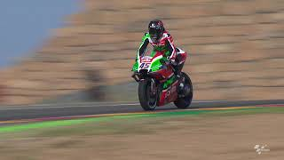 Aprilia Racing Team Gresini preview the Gran Premio Movistar de Aragon