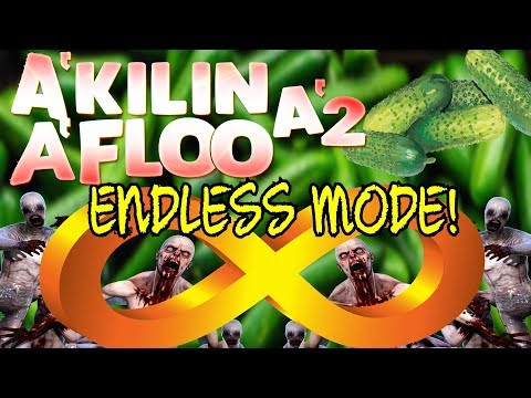 Killing Floor 2 | ENDLESS MODE ON CUCUMBER! - What Is Life Anymore (Gone For 4 Days)