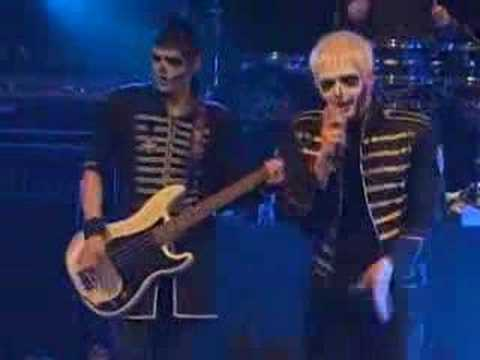 My Chemical Romance- Mama (Live- HOB Halloween 06)