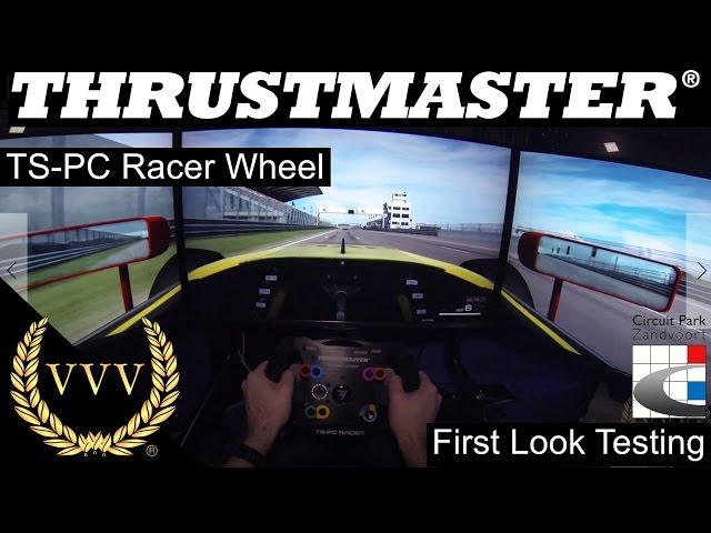 Thrustmaster TS-PC Racer Wheel - Zandvoort: Test Race