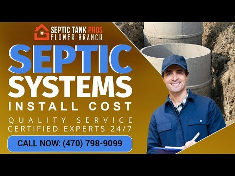 Septic System Cost in Canal Fulton
