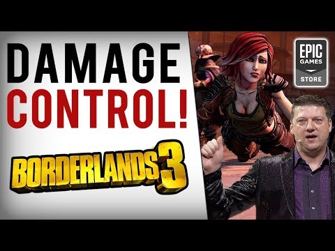 Borderlands 3 Leaked As Epic Timed Exclusive, Fans Are Angry