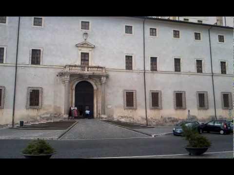 PALAZZO CHIGI DI ARICCIA MERAVIGLIOSO - PRESENTAZIONE FANTASTICHE VISIONI 2010 - 22 06 2010 ...