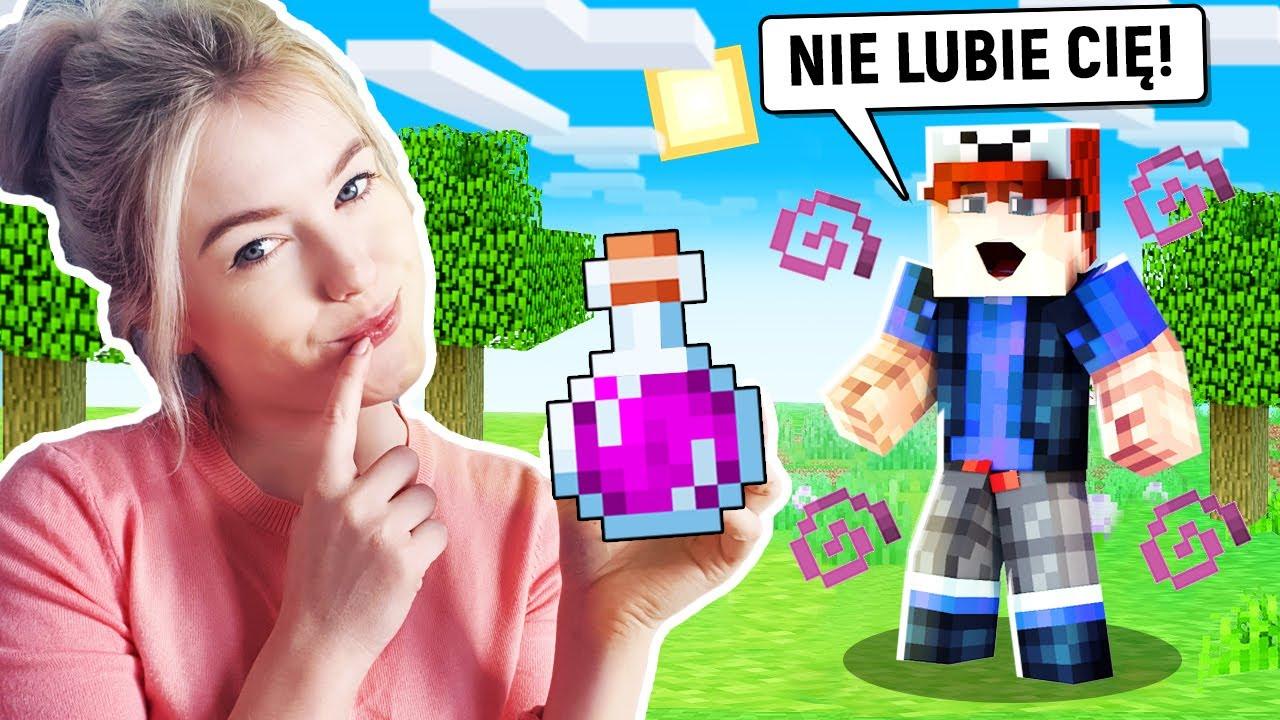 BELLA RZUCIŁA NA MNIE POTKĘ PRAWDOMÓWNOŚCI! (Minecraft Roleplay) | Vito i Bella