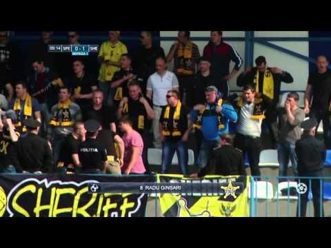 CSF SPERANȚA vs. FC SHERIFF (R.1) // MOLDOVA SPORT TV (23.04.2016)