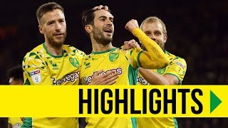 HIGHLIGHTS: Norwich City 3-1 Birmingham City