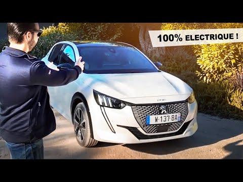 Essai Nouvelle Peugeot
