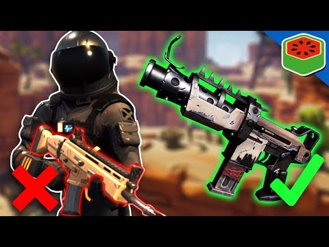 BEST WEAPON IN THE GAME! | Fortnite Battle Royale
