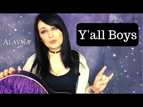 Y'all Boys - Florida Georgia Line ft. Hardy cover Alayna