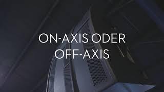 PreSonus—Vorstellung der CDL Hybrid Punktschall / Line Array Lautsprecher