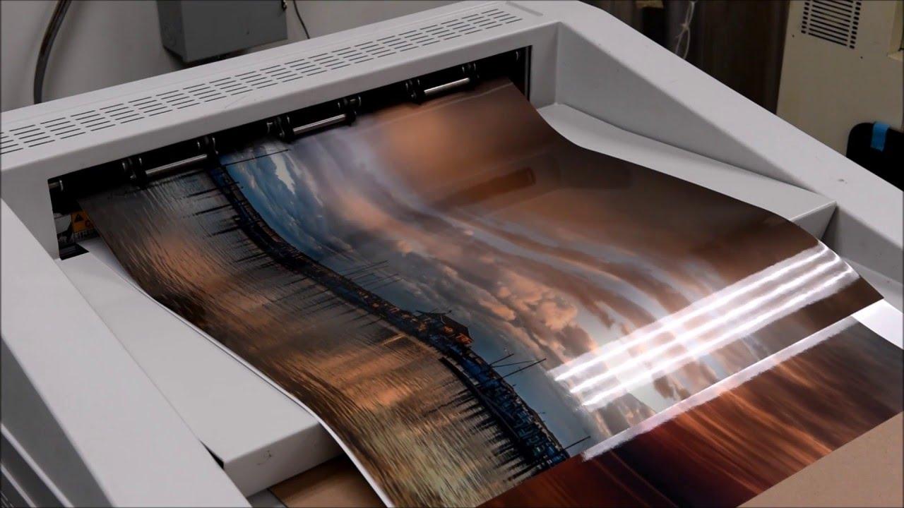 Metallic Prints - YouTube