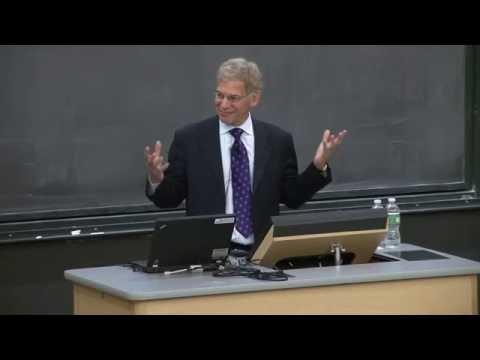 Robert Litterman, Sussman Award Lecture: Part 3, September 2013