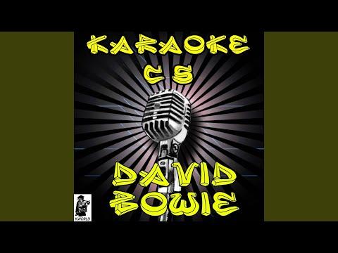 Uncle Arthur (Karaoke Version) (Originally Perfomed By David Bowie)