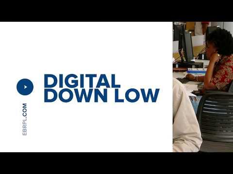 EBRPL Academy   Digital Down Low