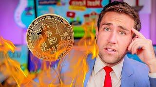 Crypto & Bitcoin CRASHING - Massive SHORT Attack!