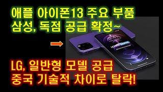 삼성, 애플 아이폰13…