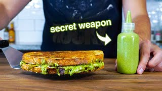 the GRILLED CHEESE I ate every other day for 2 years