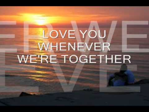 I WILL by ALISON KRAUSS WITH LYRICS