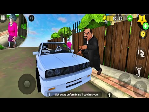 Scary Teacher 3D New Special Chapter Super Sportsmania New Levels Pain in The Axe (Android,iOS)