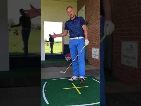 Nick Prentice Golf , The Set Up