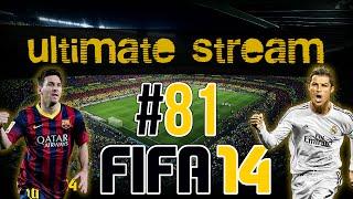 #81 - UltimateStream - Ultimate Team: Time Galático! #IBRAMito 30/08/14