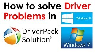 How to download pc driver for windows 7 and 10 pc driver problem solved