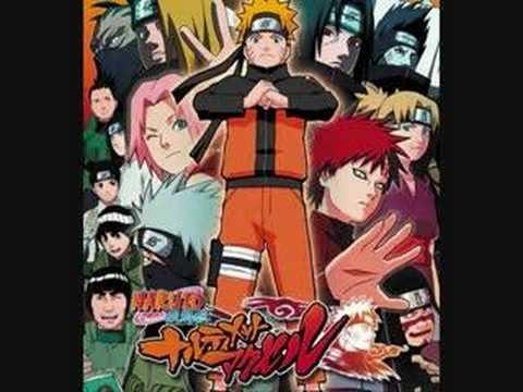 Naruto Shippuden-Distance(Full)