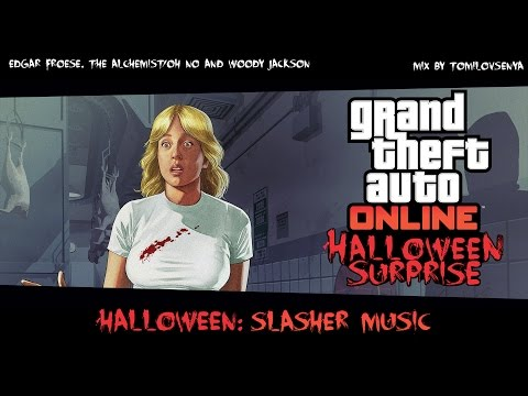 GTA Online: Halloween Surprise Original Score — Slasher Music