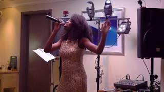 Ebonie G Soul and Motown night at Kits & Coty