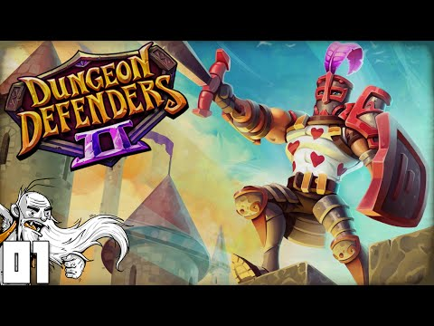 """STONE COLD GOBLIN KILLER!!!"" - Dungeon Defenders II - 1080p HD PC Gameplay Walkthrough"