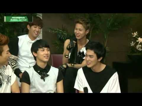 Interview with ZE:A : KBS WORLD Radio Arabic