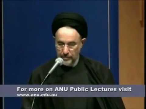 Dialogue Among Civilizations: Dr.Khatami's speech at ANU [Full Length]