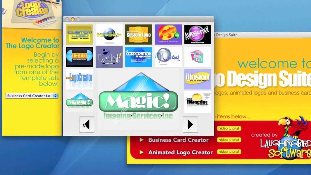 Logo design software how to use the logo creator logo for What program to use to design a logo