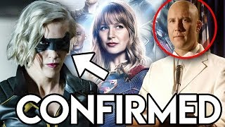Arrow Spinoff CONFIRMED! & Smallville Lex Luthor in Crisis!? - The Flash Arrow Crossover