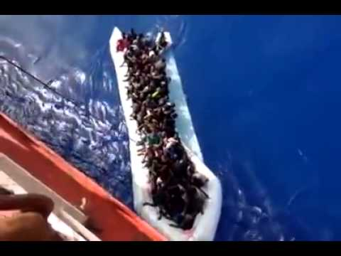 Immigration to Italy by Sea