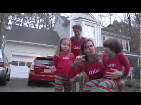 Christmas Jammies Merry Christmas From Rockets Holderness Family
