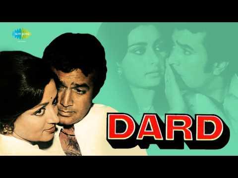 Pyar Ka Dard Hai - Kishore Kumar & Asha Bhosle - Dard [1981]