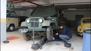 Jeep Em Coma!