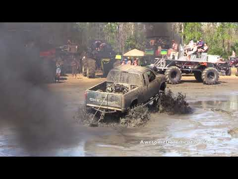 Rears and Gears - Mud Trucks Gone Wild 2018 Mp3
