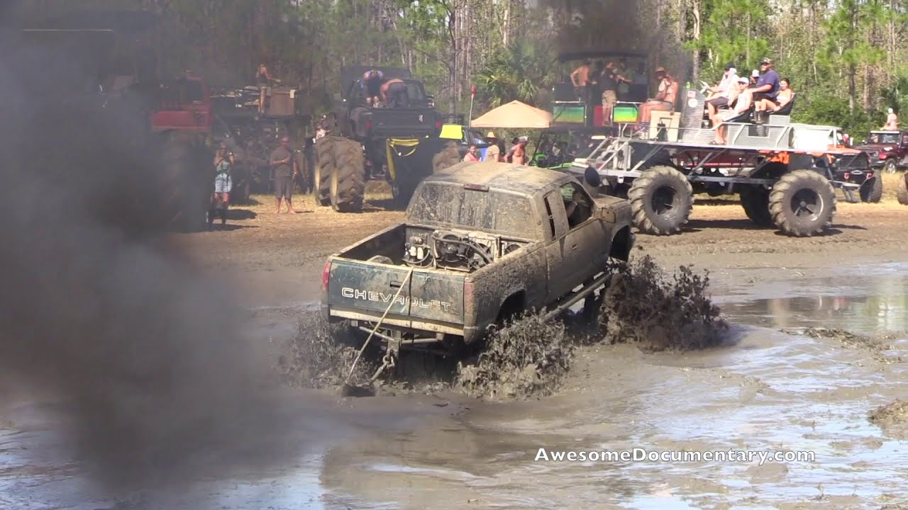 Download Rears and Gears - Mud Trucks Gone Wild 2018