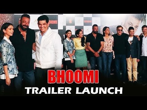 Bhoomi Trailer Launch | Full HD Video |...