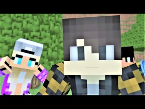 NEW SONG: Hacker 1-3 Minecraft Music Video Series - Hacker 3
