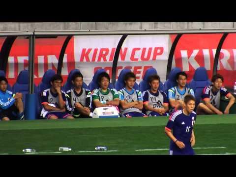2014-05-27 日本代表戦 vsキプロス(埼スタ) ベンチ4