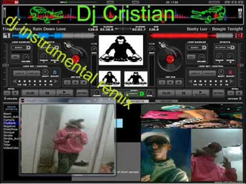 Chris brown Poppin instrumental Dj Cristian