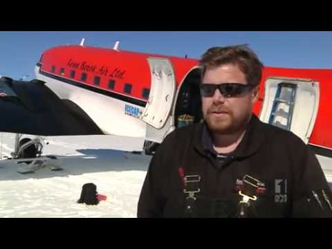 WWII planes ready for Antarctica