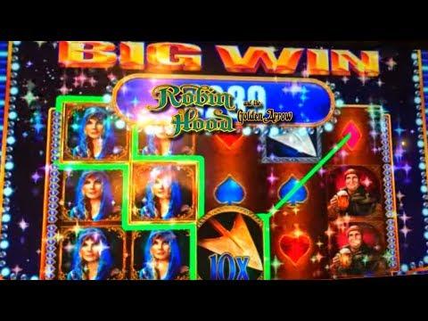 Robin hood slot machine big win