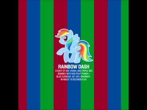 Silva Hound-Rainbow Dash