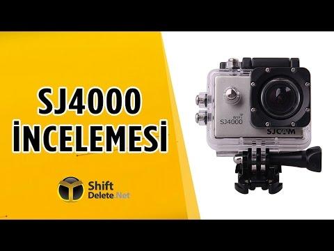 Sjcam Sj4000 Wifi İnceleme - Uygun Fiyatlı Aksiyon Kamerası!
