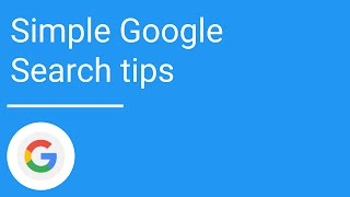Video Simple Google Search tips download MP3, 3GP, MP4, WEBM, AVI, FLV Mei 2018